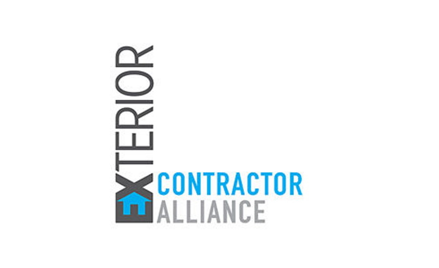 Exterior Contractor Alliance logo