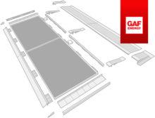 GAF Energy DecoTech-1