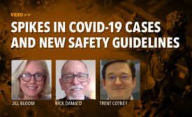 Spikes in COVID-19 Cases and New Guidelines