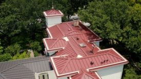 MRA Texas Traditions Roofing Winner