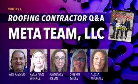 VIDEO: Meta Team LLC Co-founders Talk Roofing, Mentoring and Leading Amid COVID-19 Crisis