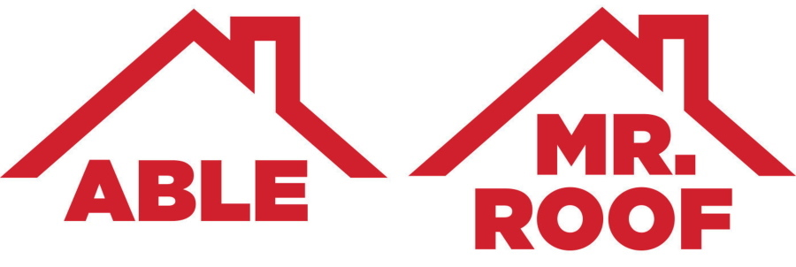 Mr Roof Able Roof logo
