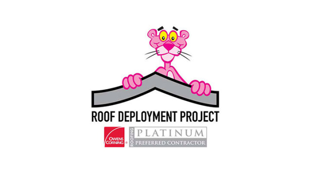 Owens Corning Roof Deployment Project
