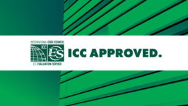 IMETCO ICC Approvals