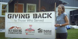 RCV Roofing Habitat for Humanity