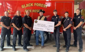 S-5 Black Forest Donation