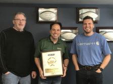 Western Specialty Contractors-St. Louis Roofing Branch ESP Award