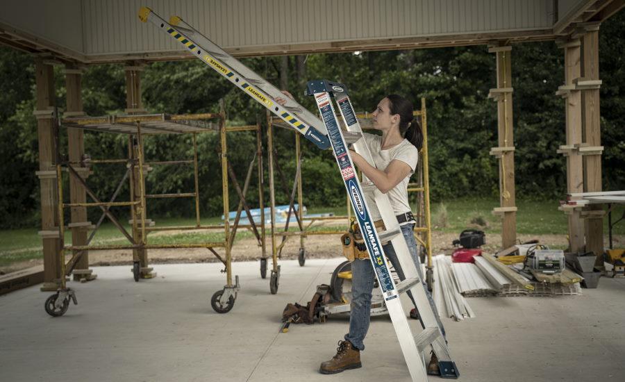 Werner-Ladder-Safety-Month-leansafe