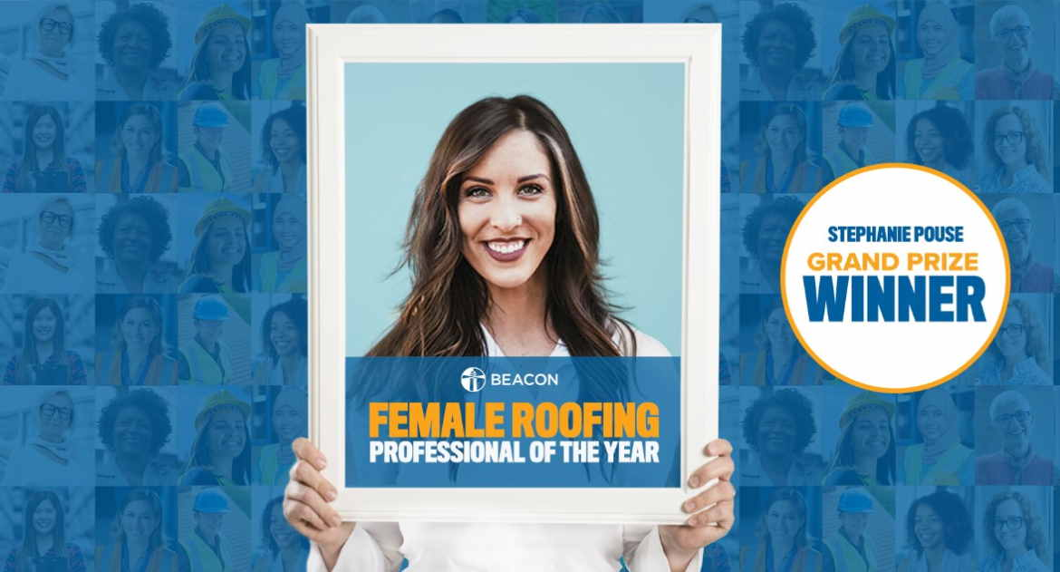 Beacon Female Roofing Professional 2021
