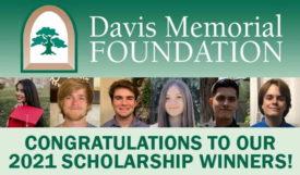 Davis Memorial 2021 Winners