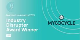 Mycocycle 1871 Momentum Award.png