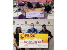 Pride Roofing Give Back May 2021