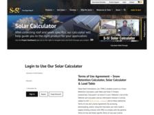 S-5!-Solar-Calculator-Homepage