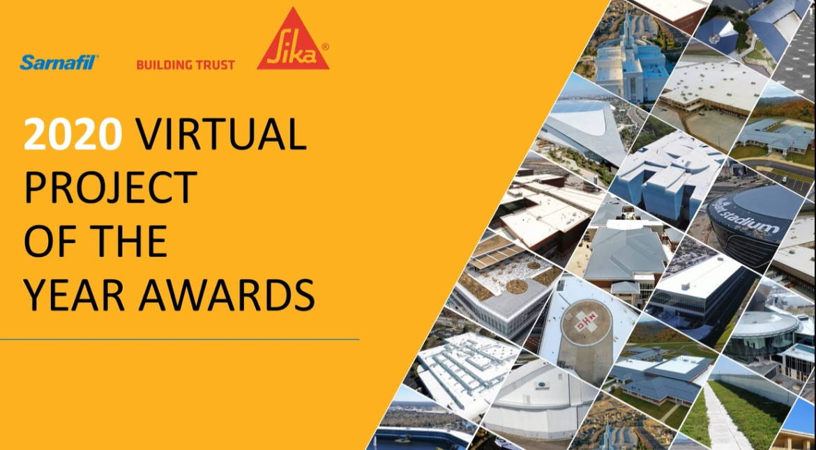 Sika Sarnafil Recognizes 2020 Commercial Roofing Projects of the Year
