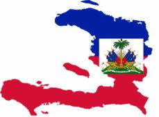haiti-flag-map