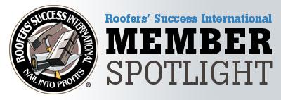 Roofers Success International Member Spotlight Rich Roofing