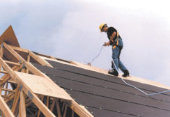 fall safety roofing contractors