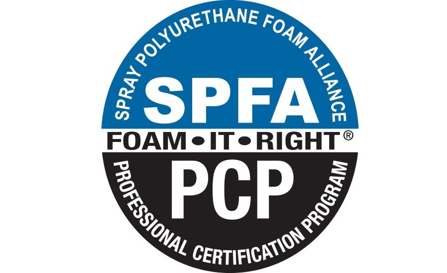 spray foam logo