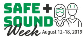 Safe and Sound Week 2019