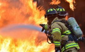 firefighters fire