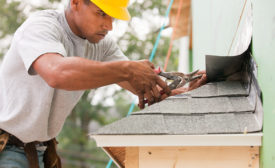 Roofing consumer financing