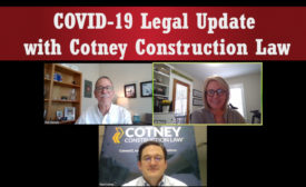 COVID Legal Update for Roofers