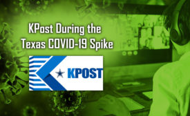KPost during COVID-19