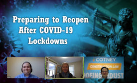 reopening after COVID-19 Lockdowns