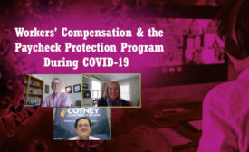 Workers compensation and the Payment Protection Program