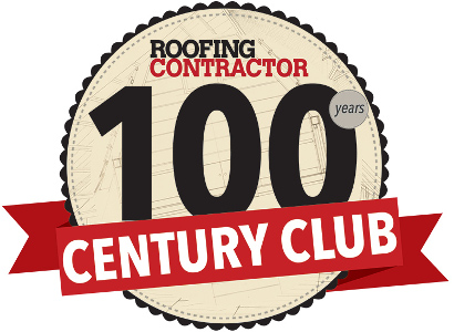 Roofing Contractor Century Club