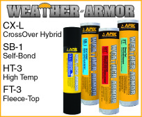APOC Weather-Armor Underlayments