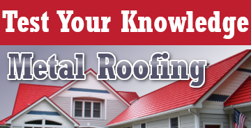 roofing quiz