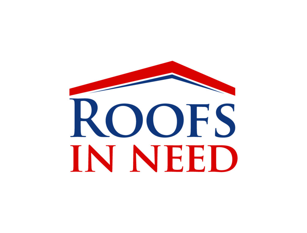 Roofs in Need logo